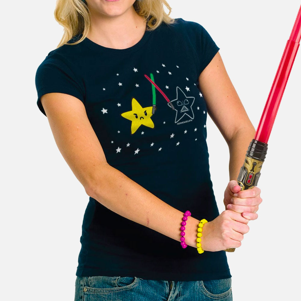 Star Battles Ladies' Tee