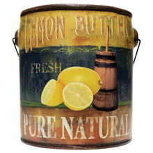 Load image into Gallery viewer, Farm Fresh Lemon Butter Candle by a Cheerful Giver