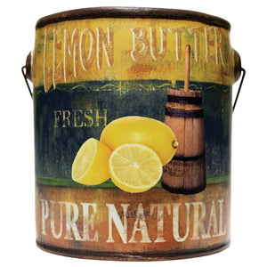 Farm Fresh Lemon Butter Candle by a Cheerful Giver