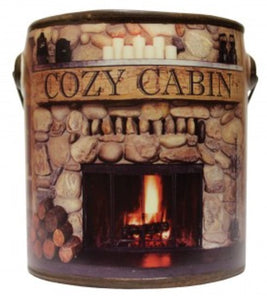 Farm Fresh Cozy Cabin Candle by A Cheerful Giver