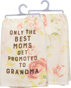 Only the Best Moms Kitchen Towel