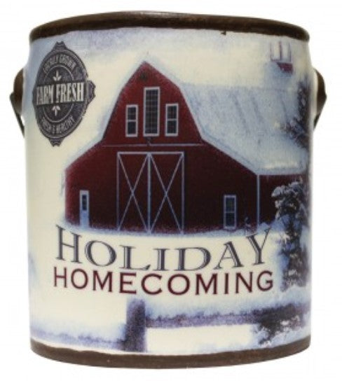 Holiday Homecomig Farm Fresh Candle