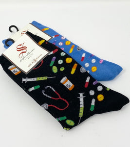 Women's Meds Socksmith Socks