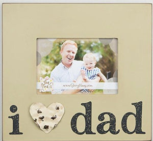 I Love Dad Frame