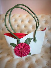 "Load image into Gallery viewer, Sondra Roberts ""In Bloom"" Shoulder Tote"