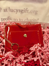 Load image into Gallery viewer, Sondra Roberts Red Nappa Change Purse