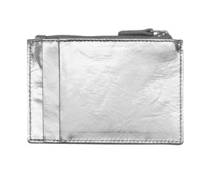 ILI RFID Blocking Leather Credit Card Holder