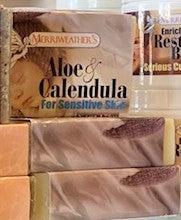 Load image into Gallery viewer, Aloe & Calendula Soap