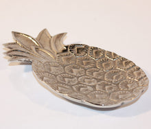 Load image into Gallery viewer, Silver Pineapple Trinket Tray