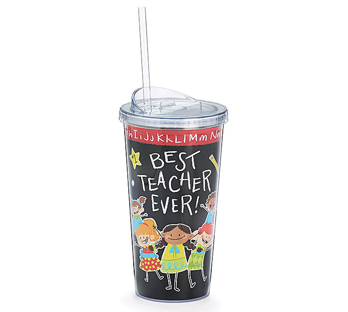 Best Teacher Ever Travel Cup