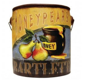 "Farm Fresh ""Honey Pear Cider"" Candle by A Cheerful Giver"