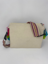 Load image into Gallery viewer, Magid Canvas Tassel Crossbody