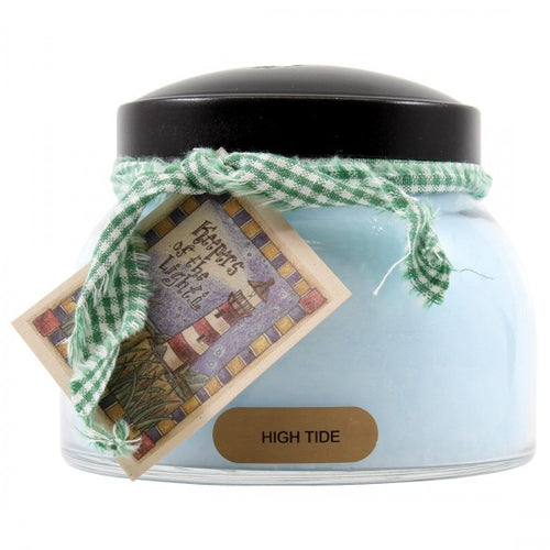 "Keeper of the Light ""High Tide"" Candle by a Cheerful Giver"