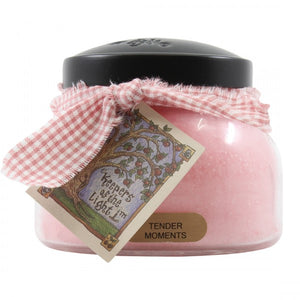 "Keeper of the Light ""Tender Moments"" Candle by a Cheerful Giver"