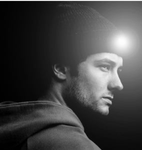 Night Scout® LED Light Up Knit Hat
