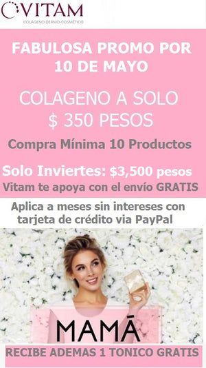 PROMO 10 DE MAYO EXCLUSIVO USA
