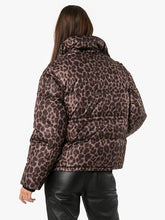 Load image into Gallery viewer, Golden Goose  Yuri Leopard Print Padded Jacket