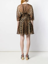 Load image into Gallery viewer, N°21 Leopard Print Min Dress
