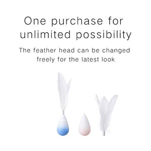 Pidan Tumbler Ball Rain Drop Roly-Poly Feather Teaser Anti-Scratch