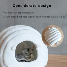 Load image into Gallery viewer, Pidan Cat Bed - Cave with Hoods