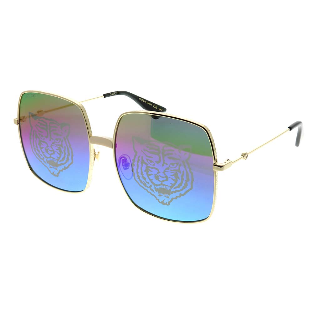 Gucci GG Multicolor Tiger Sunglasses