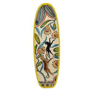 Hermes Resin Savana Dance Surfboard