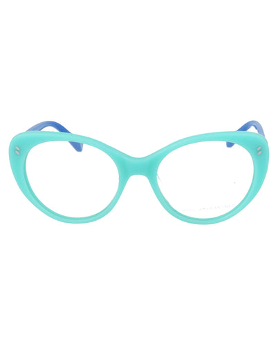 Stella McCartney Womens Cat Eye Optical Frames SK0011O-30000404-002