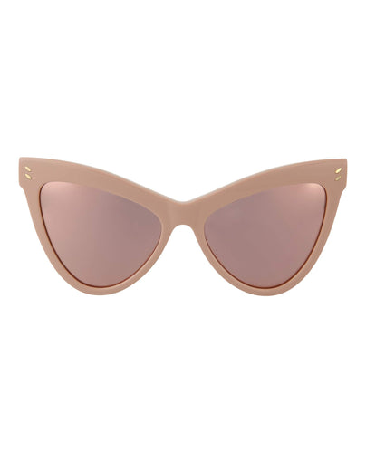 Stella McCartney Women's Extreme Cat Eye Sunglasses