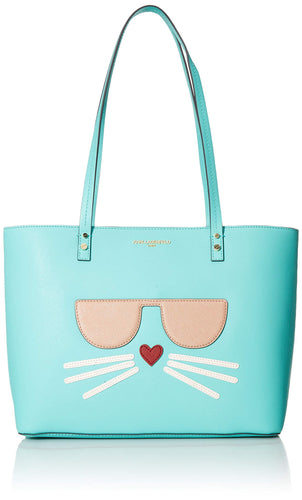 Karl Lagerfeld Paris Maybelle Choupette Tote Bag