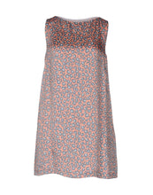 Load image into Gallery viewer, Love Moschino Leopard Print Dress, Grey/Peachy Pink, 4