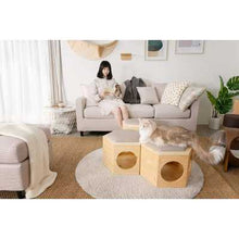 Load image into Gallery viewer, Busy Cat Floor Cat Modular Unit + Chair Plate Cushion