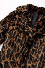 Load image into Gallery viewer, Kendall + Kylie Women's Faux Fur Coat