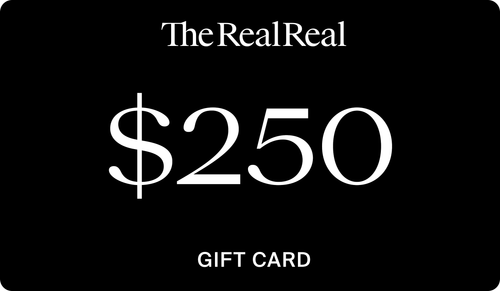 The RealReal Gift Card