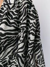 Load image into Gallery viewer, Saint Laurent Tiger Print Fluid Shirt