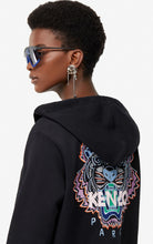 Load image into Gallery viewer, Kenzo Zipped Tiger Head Sweatshirt