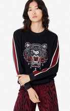 Load image into Gallery viewer, Kenzo Crepe Tiger Top