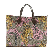 Load image into Gallery viewer, Gucci Supreme Shopping Bag Bengal