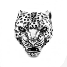 Load image into Gallery viewer, Panther Ring in Sterling Silver 925