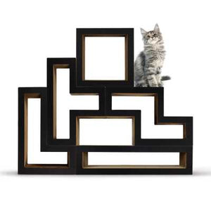Modular Cat Tree - Mono Black