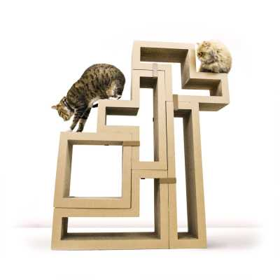 Modular Cat Tree - Original Kraft