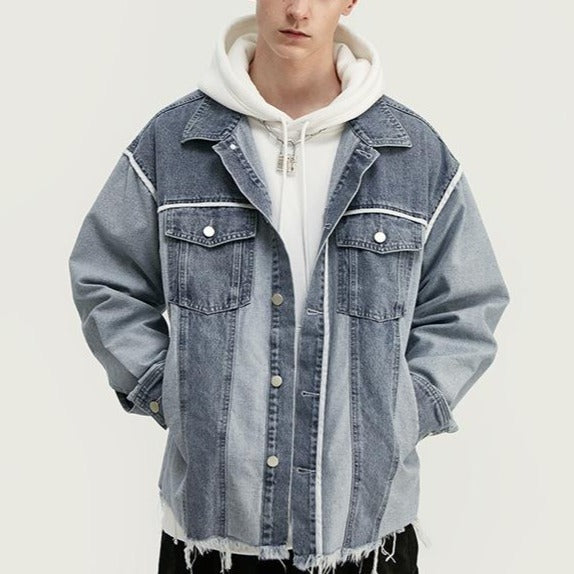 Men's wear Spring Loose Denim Jacket