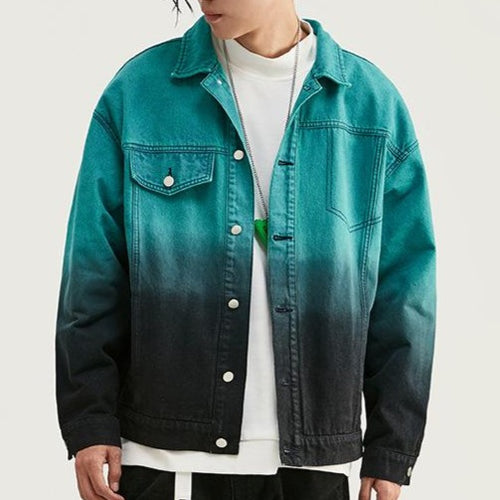 Men's Wear Spring Denim Jacket