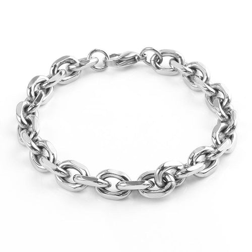 men's accessories stainless steel chain Bracelet