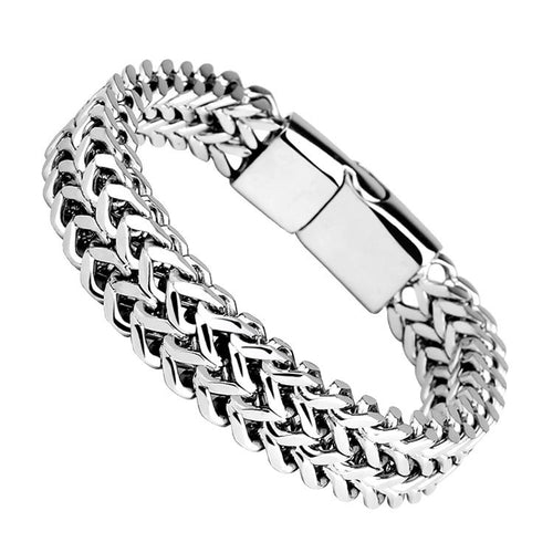 men's accessories titanium steel chain BRACELET