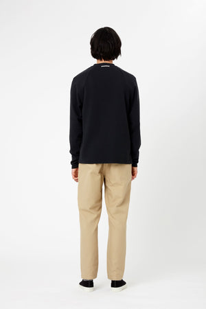 ILLUSION TROUSER - Cotton Twill