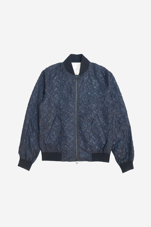 BOMBER BUBBLE JACKET