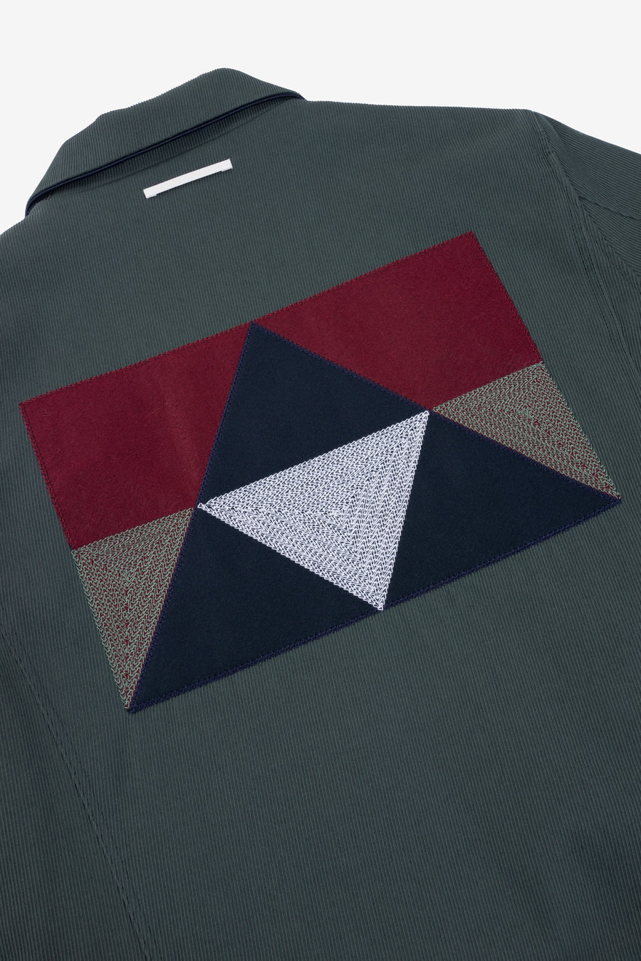 FALCON JACKET w EMBROIDERY