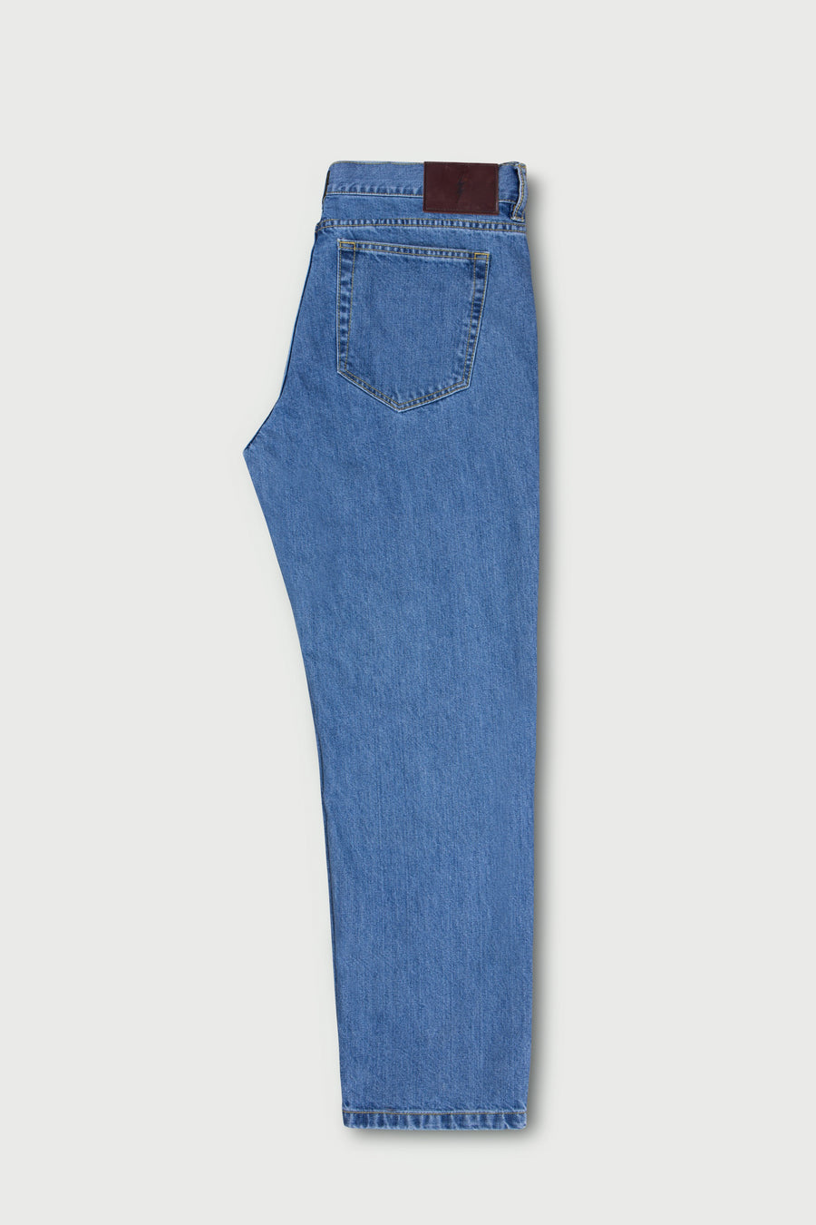 LUCKY 5-POCKET DENIM