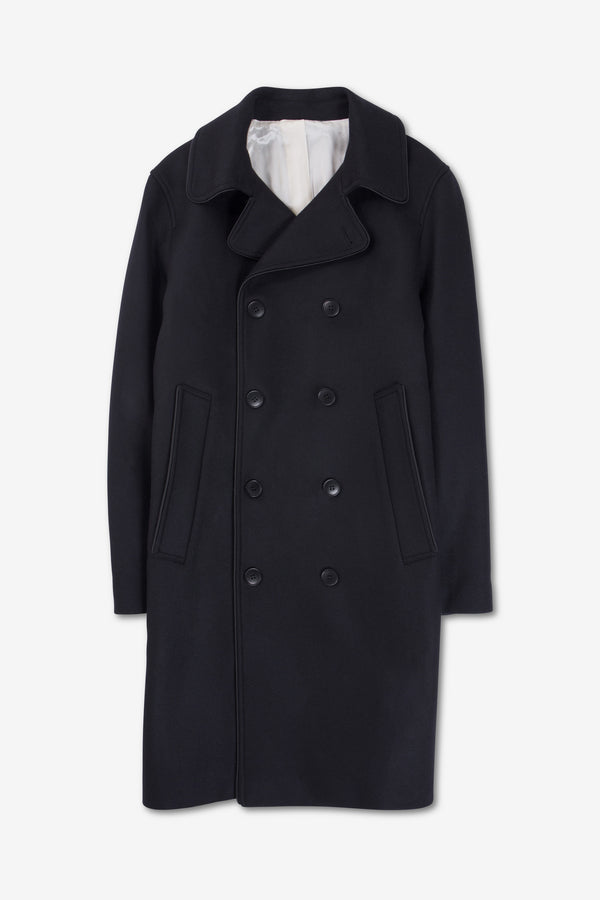 PEA COAT WOOL