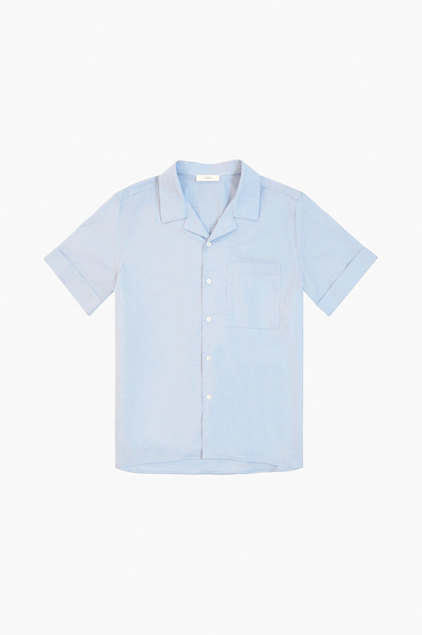 RIVIERA SHIRT - Fine Oxford